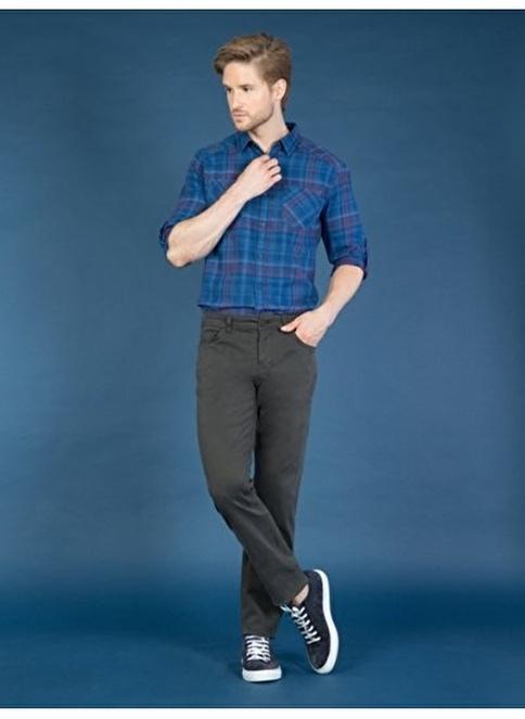 Colin's Pantolon | Normal Bel Slim Haki